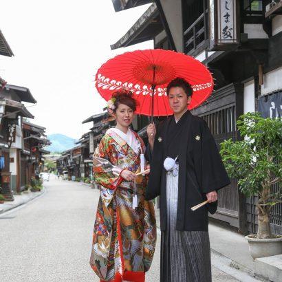 ロケ撮影 和装 奈良宿